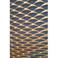 Buy cheap Decorative Aluminum Expanded Metal Mesh Used for Building Facade from Wholesalers