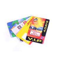 Personalized Plastic Visiting Card Plastic Loyalty Cards For Small Busuness