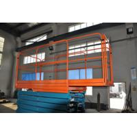 Buy cheap Extension and Platform Height 9000mm Hydraulic Mobile Scissor Lift For Lifting 1000Kg from Wholesalers