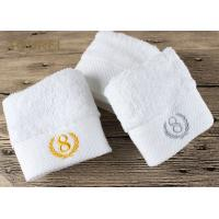 Buy cheap 100% Cotton Strong Absorben 5-Star Hotel Hand Towels 15.7 x 31.5 inches from Wholesalers