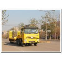 Buy cheap Howo 6X4 340 Hp Tractor Head Trucks Tow Hook ZZ4257S3241W For Pulling Low Bed Semi Trailer from Wholesalers
