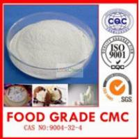 Quality Cellulose Gum Food Additive Stabilizer For Drinks CMC CAS No. 9004-32-04 99.5% Purity wholesale