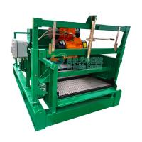 Buy cheap Adjustable Force Vibration Motor Powered Mud Cleaner for Drilling Mud Treatment from wholesalers