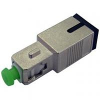 Buy cheap 1 - 30dB SC APC Fiber Optic Single Mode Fixed Male to Female Type Attenuator from wholesalers