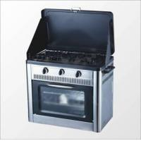 Buy cheap Free standing gas stove, with oven, two burners from Wholesalers