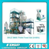 Buy cheap Low Investment 1-5t/h Mini cattle feed plant with easy operation for Sale from wholesalers