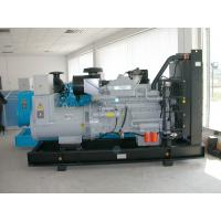 Buy cheap 50HZ /60HZ Cummins Diesel Engine , Soundproof Brushless Generator from Wholesalers