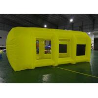 Buy cheap Commercial Inflatable Event Tent / Inflatable Spray Booth For Sale from wholesalers
