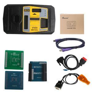 Buy cheap Original Xhorse V3.6.0 VVDI MB BGA TooL Benz Key Programmer Including BGA Calculator from wholesalers