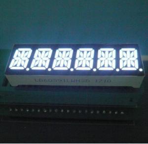 Buy cheap Six Digit 14 Segment LED Display 80-100mcd/ Dice Luminous Intensity Easy Mounting from Wholesalers