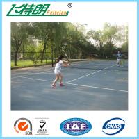 Buy cheap Colorful Athletic Sport Court Flooring Paint For Badminton Court / Basketball Court from Wholesalers