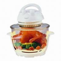 Buy cheap Halogen Oven with Halogen Heater, Infrared Light and Convection Air from Wholesalers