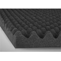 Buy cheap Wavy Foam Car Vibration Damping Acoustic Foam Sheets 20mm OEM Acceptable from Wholesalers