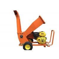 Buy cheap Petrol gas power type chipper shredder machine tree branches chipper from wholesalers