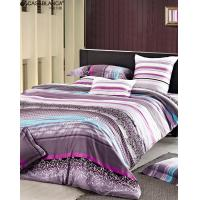 Buy cheap Reactive Printed Floral Bedding Sets Twill Cotton With High Thread Count from Wholesalers