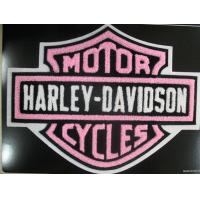 Harley Davidson Embroideried Chenille Patches