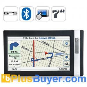 "Buy cheap Navigo - 7"" Touch Screen GPS Navigator (SiRF Star III Receiver Module) from Wholesalers"