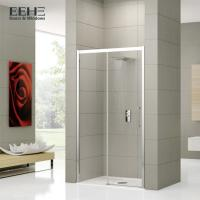 Buy cheap 900 X 900mm Fiberglass Shower Door / One Sliding Enclosed Shower Room from Wholesalers