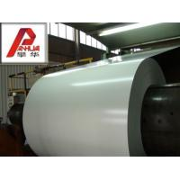 Buy cheap DX51D  PPGI Steel Coil , Sheet  0.19 - 0.8mm  thickness  ASTM , DIN , JIS Standard from Wholesalers