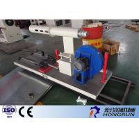 Buy cheap PLC Touch Screen Control Plastic Sheet Extrusion Line 20-30 Kg/M3 Density from Wholesalers