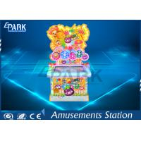 Buy cheap Lovely Fruit Design Coin Operated Amusement Game Machines Happy Knock With 32 Inch from Wholesalers