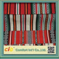 Buy cheap Middle - East Style 300GSM Upholstery Sadu Fabric For Sofa / Mattress / Cushion from Wholesalers