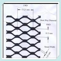 Buy cheap expanded metal /decorate expanded mesh/stainless steel expanded metal/flattened expanded metal/expanded sheet from Wholesalers