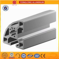 Buy cheap Industrial useage aluminum extrusion profiles for industrial / anodizing profiles from wholesalers