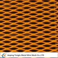 Buy cheap Decorative Expanded Metal Mesh|Made by Aluminum or Carbon Steel for Architectural and Decorative from Wholesalers