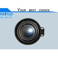 Buy cheap Trunnion Shaft Cover 1513870132 For CXZ51K Black Dish Shape ISUZU Parts from wholesalers