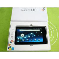 Buy cheap cheap capacitive touch screen WIFI Android 4.0 8 inch tablet pc from Wholesalers