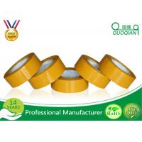 Buy cheap Hot Melt Personalised OPP Packing Tape 48MM X 50M 43mic High Tensile Strength from Wholesalers