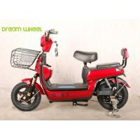 Quality 14 Inch48V  nice design Electric Bike/scooter , lady and child style with two seats for SE market wholesale