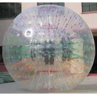 Buy cheap Customed 0.9mm PVC Inflatable Zorb / Hamster Ball for grass slopes, snow fields, zorb ramp from Wholesalers
