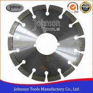 Quality Laser 180mm Diamond Cutting Saw Blades Cured Concrete Circular Saw Blade wholesale