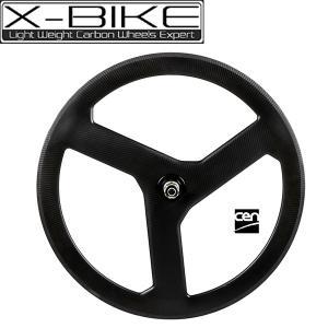China 3K matte finish bicycle wheel 3 spoke carbon wheel ,3 spoke bicycle wheel on sale