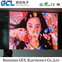 Buy cheap advertisting led display P6.25 led curtain display hd xxx video stage display screen from Wholesalers