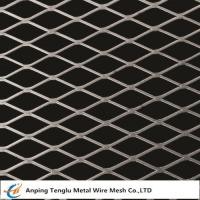 Buy cheap Flattened Expanded Metal Mesh|Diamond Shaped Opening 0.5~6mm Thickness from Wholesalers