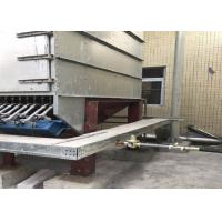 Buy cheap 7.0x1.2x2.2m Hot Dipped Galvanized Tank Zinc Tank For Continuous Galvanizing Line from Wholesalers