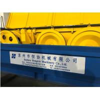 Buy cheap High Durability 13DLA Rod Breakdown Machine Welded Frame DC Two Section Annealing from Wholesalers