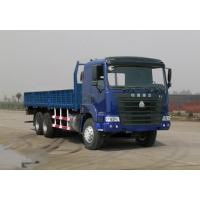Buy cheap Benz Technique Heavy Haulage Trucks Manual Transmission 290 HP 6 x 4 from Wholesalers