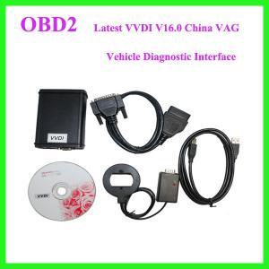 Buy cheap Latest VVDI V16.0 China VAG Vehicle Diagnostic Interface from Wholesalers