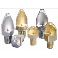 Buy cheap High Pressure Fan Water Spray Nozzles For Fruits / Vegetables Washing from Wholesalers