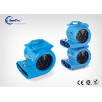 Buy cheap 3 Speed Low Amps Small Electric Floor Blower Fan For Water Damage Restoration from Wholesalers