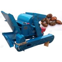 Buy cheap Castor Seed Automatic Cashew Peeling Machine Ricinus Communis High Shelling Rate from Wholesalers