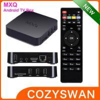 Buy cheap MXQ Amlogic Quad Core TV Box XBMC Android 8GB NAND FLASH from wholesalers