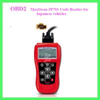 Buy cheap MaxiScan JP701 Code Reader for Japanese vehicles from Wholesalers