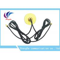 Buy cheap Dual Band 4G High Gain LTE Antenna GPS Navigation Combined Aerial With SMA Male Connector from wholesalers
