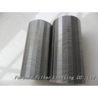 Quality Filter Element Hastelloy / Inconel Perforated Round Tube /perforated tube wholesale