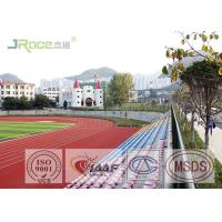 Buy cheap 13mm Athletics Running Track 0.56MPa Tensile Strength , Long Lifespan from wholesalers